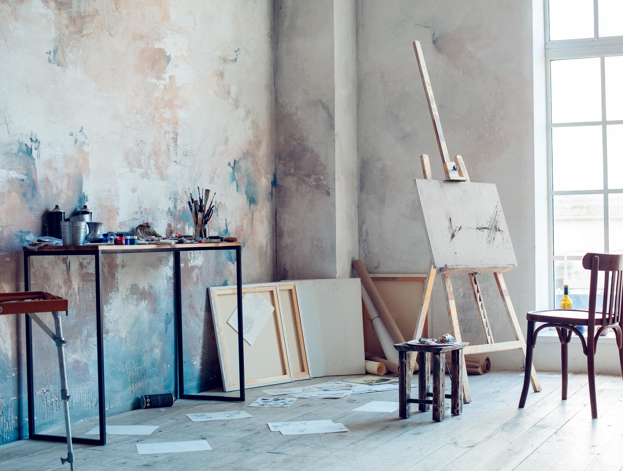Konst, tryck & barntavlor